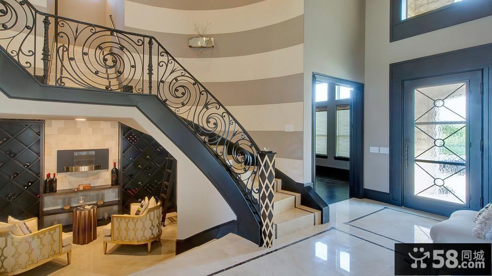 客厅石膏板吊顶设计