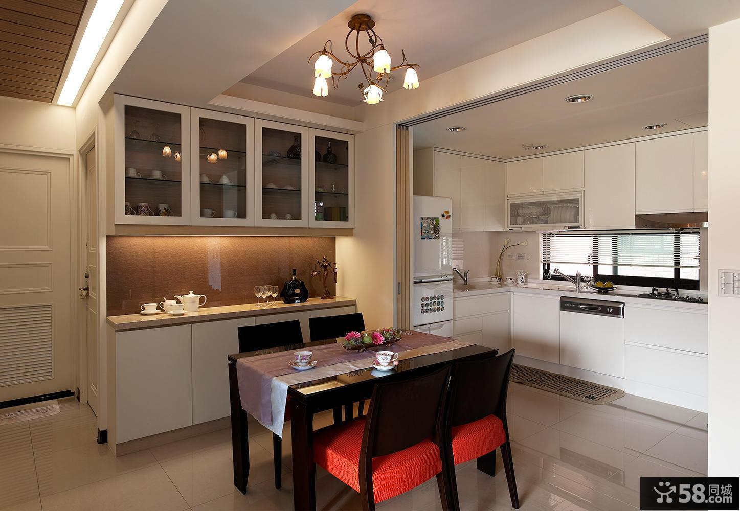 简约厨房装修设计