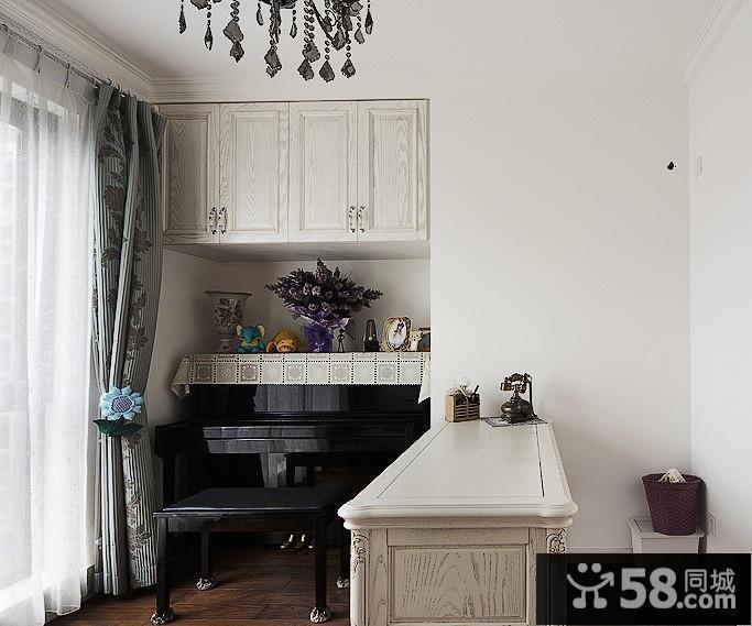 客厅墙面装饰效果图