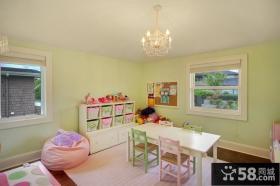 2013年房子装修风格 儿童房图片