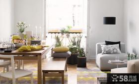 时尚小户型北欧风格家居装修