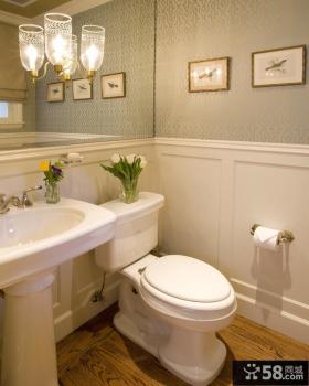 5平米洗手间装修效果图大全2013图片
