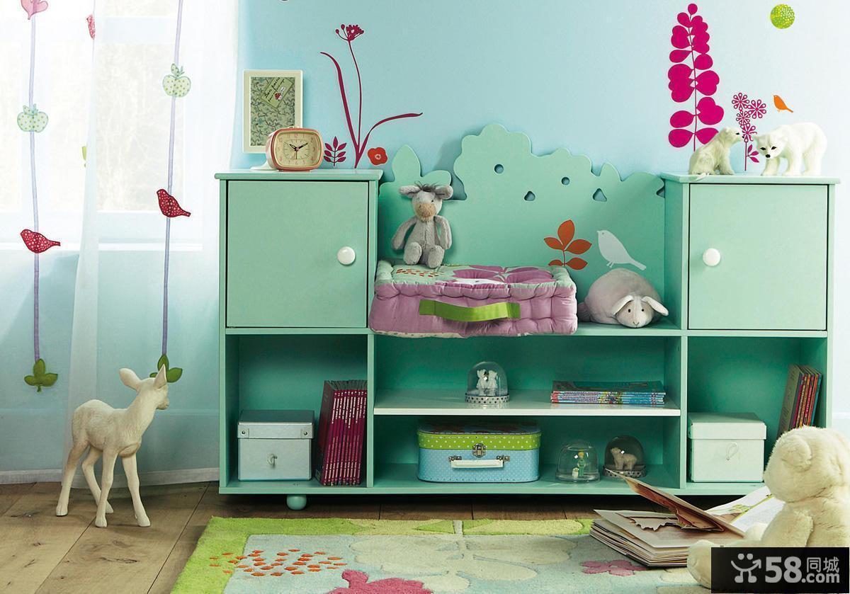 15平米的儿童房装修效果图