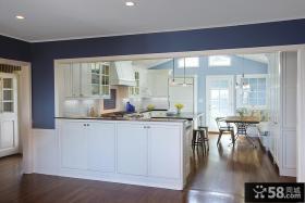 厨房装修效果图大全2013图片