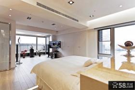 现代简约公寓装修效果图片