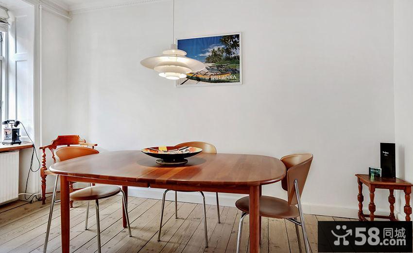 时尚北欧公寓设计效果图