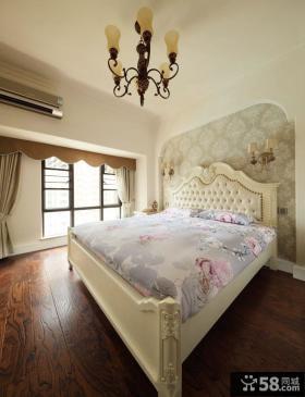 欧式装修卧室效果图大全欣赏