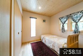 日式家装6平米儿童房装修