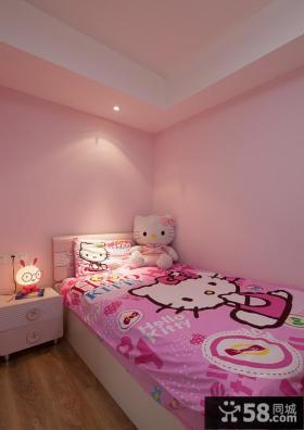 85平米宜家风格两居室设计效果图