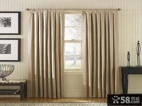 自制窗帘杆效果图