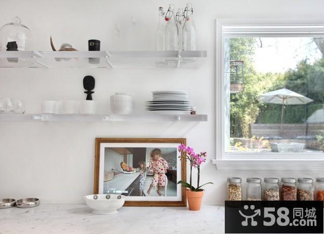 客厅电视墙简单装修