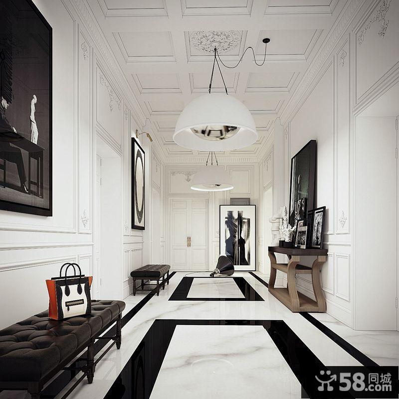 客厅吊顶窗帘