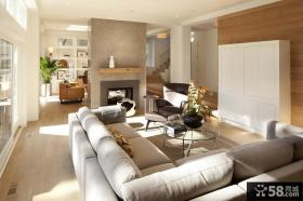 2012最新复式客厅装修案例