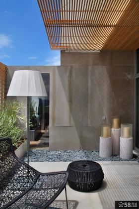 100平豪华现代单身公寓设计