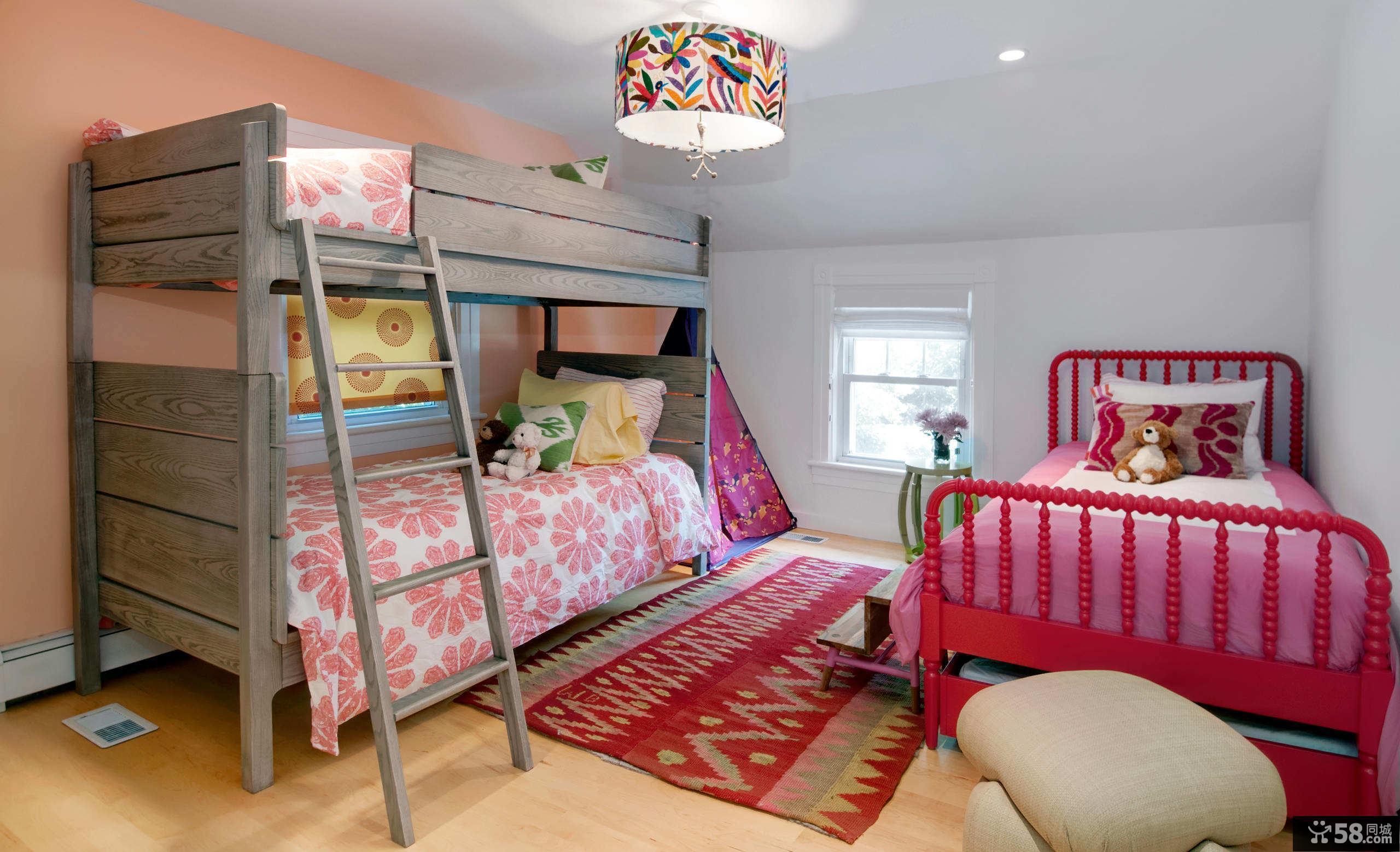 卧室复式装修