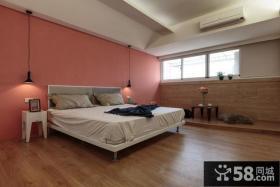 最新简装卧室装潢图片欣赏