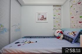 简约装修设计三居室图片大全欣赏