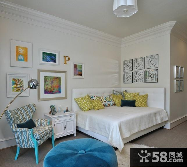 欧式小客厅装修