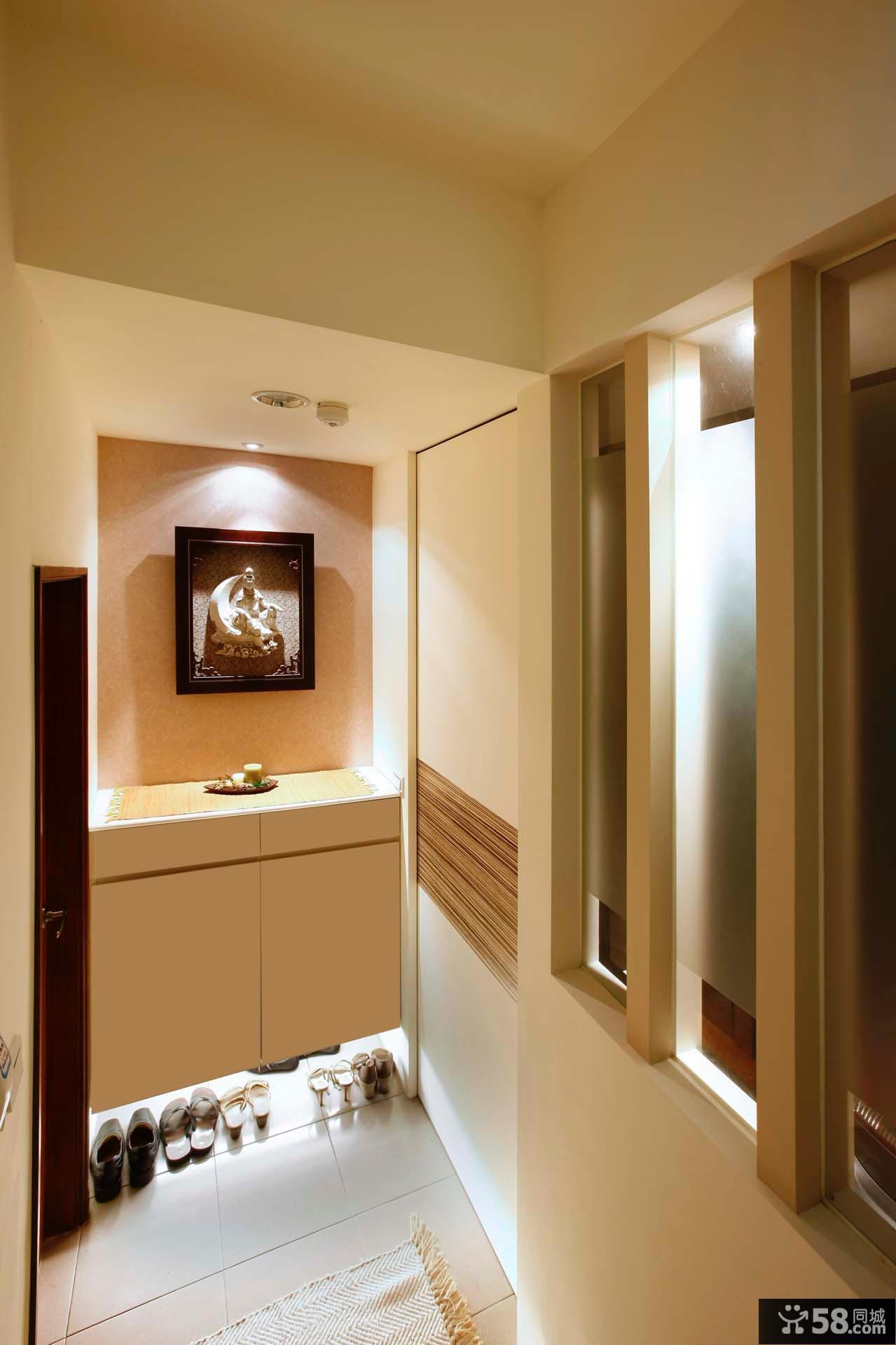中式卧室设计效果图