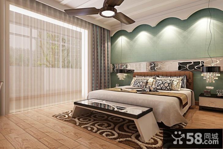 卧室灯温馨吸顶灯图片欣赏