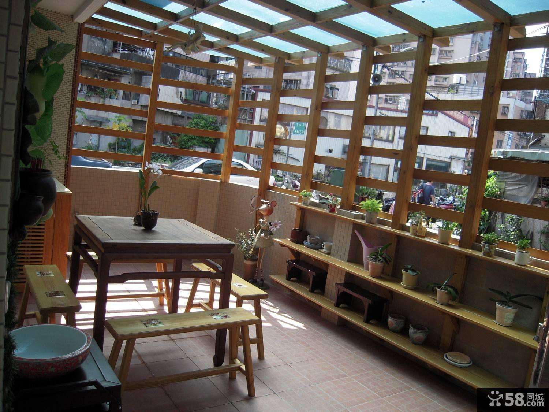 中式装修样板房