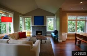 2013客厅家居设计效果图