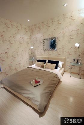 现代简约家居卧室设计装修