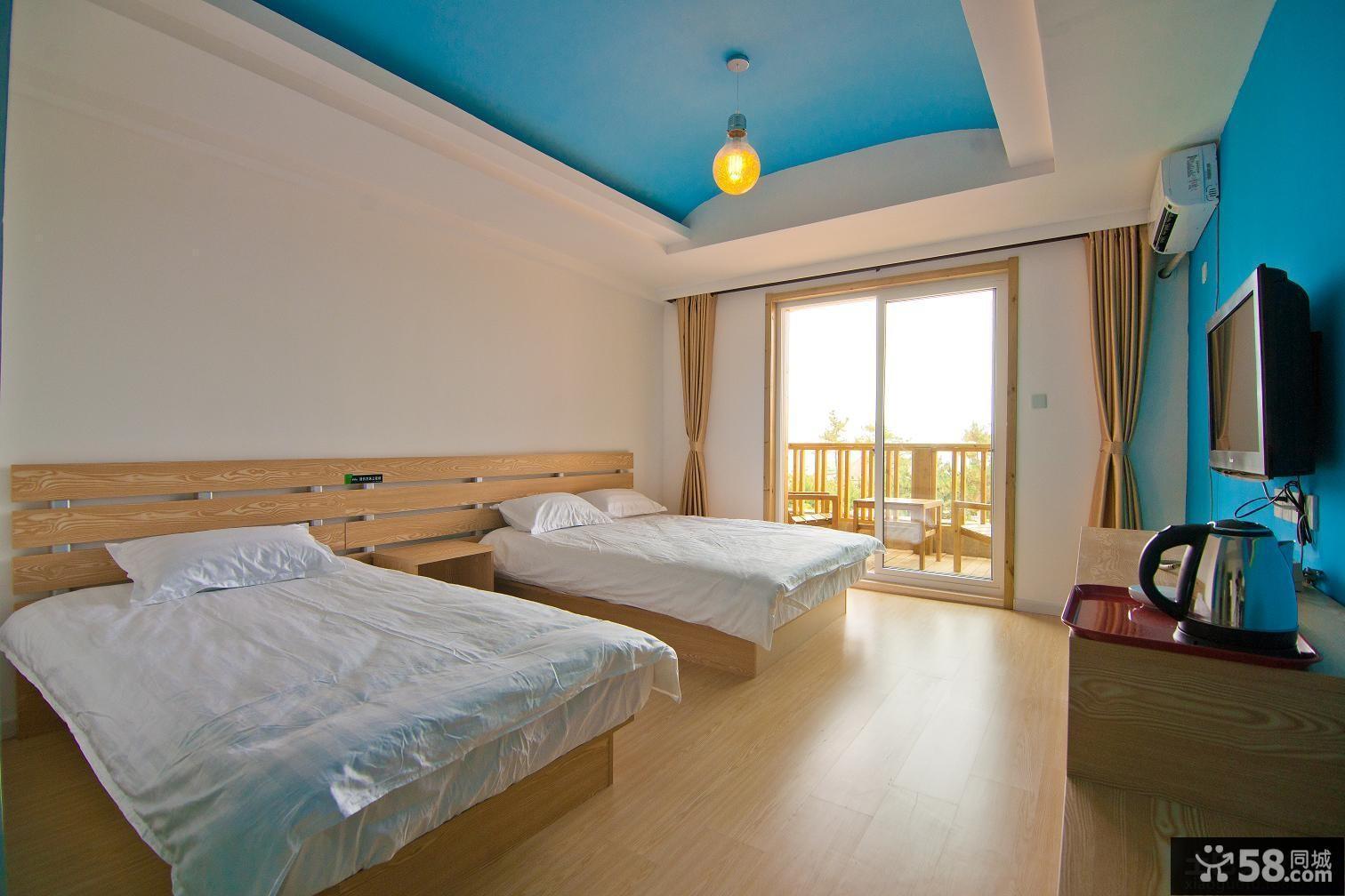 卧室榻榻米床装修效果图片