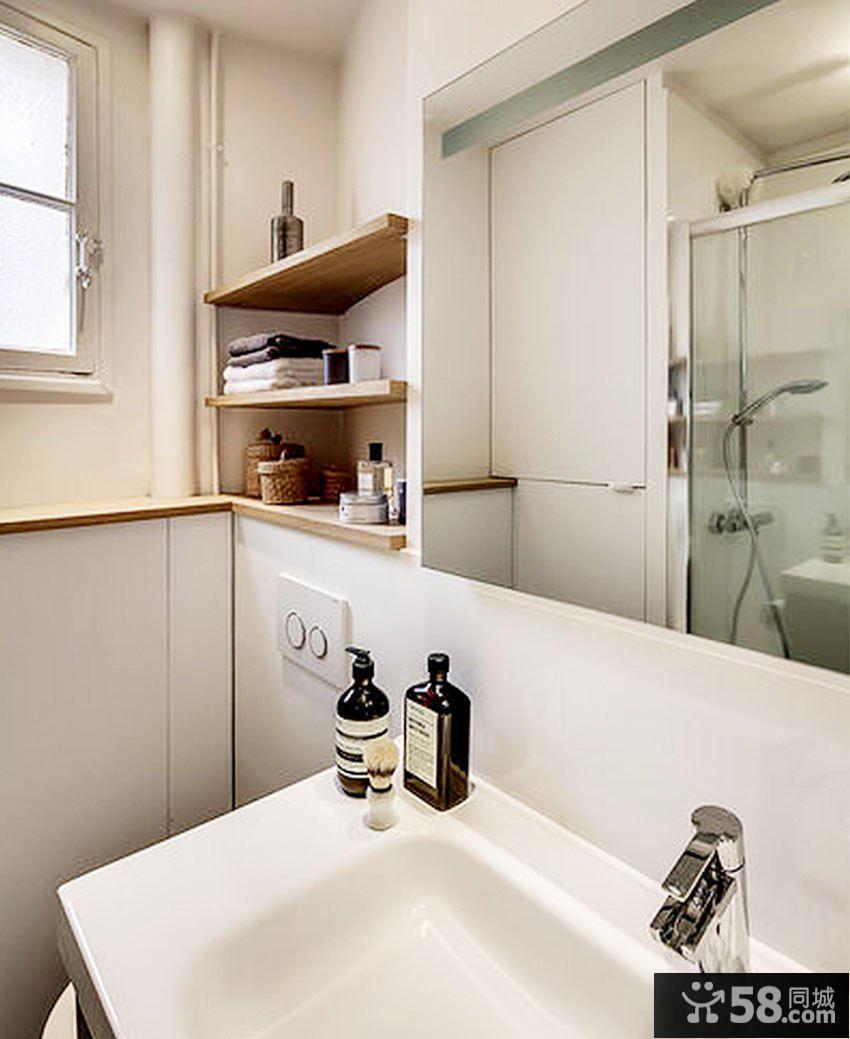 小户型卧室飘窗设计