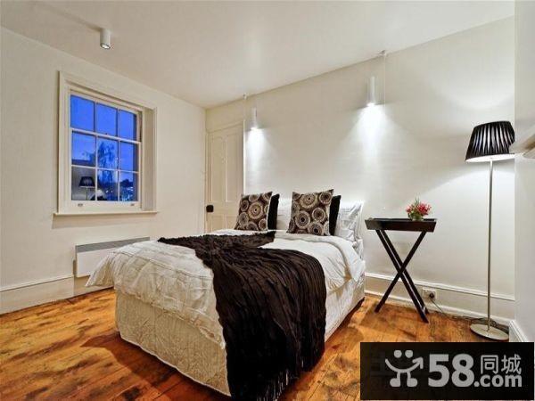 卧室欧式软包背景墙