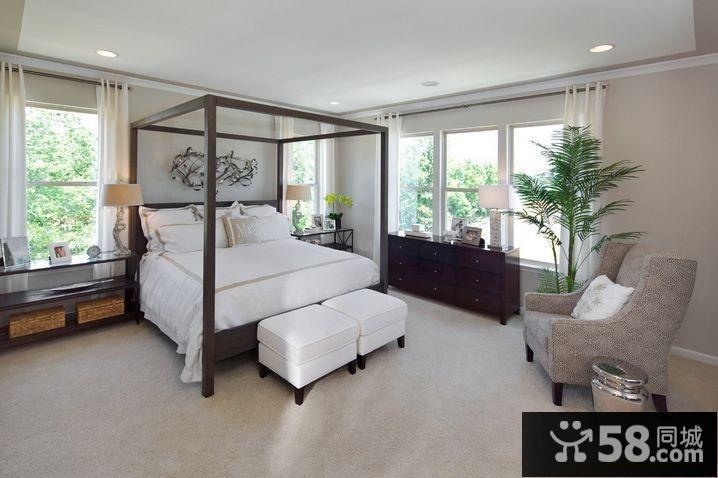 新中式卧室吊灯图片欣赏