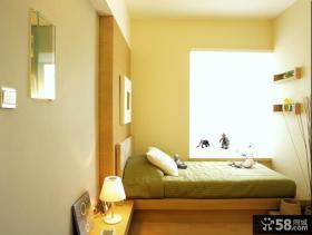 三居小卧室装修效果图