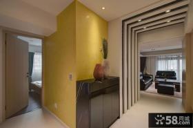 现代装饰两居室设计效果图2015大全