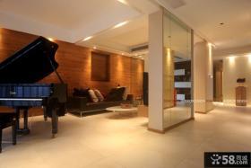 简约现代风格一室装修效果图
