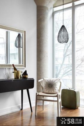 北欧家庭设计窗户效果图欣赏大全