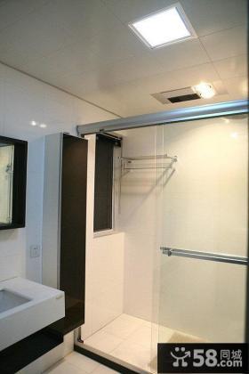 家装卫生间集成吊顶效果图大全