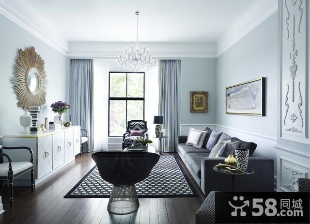 客厅装饰画风景