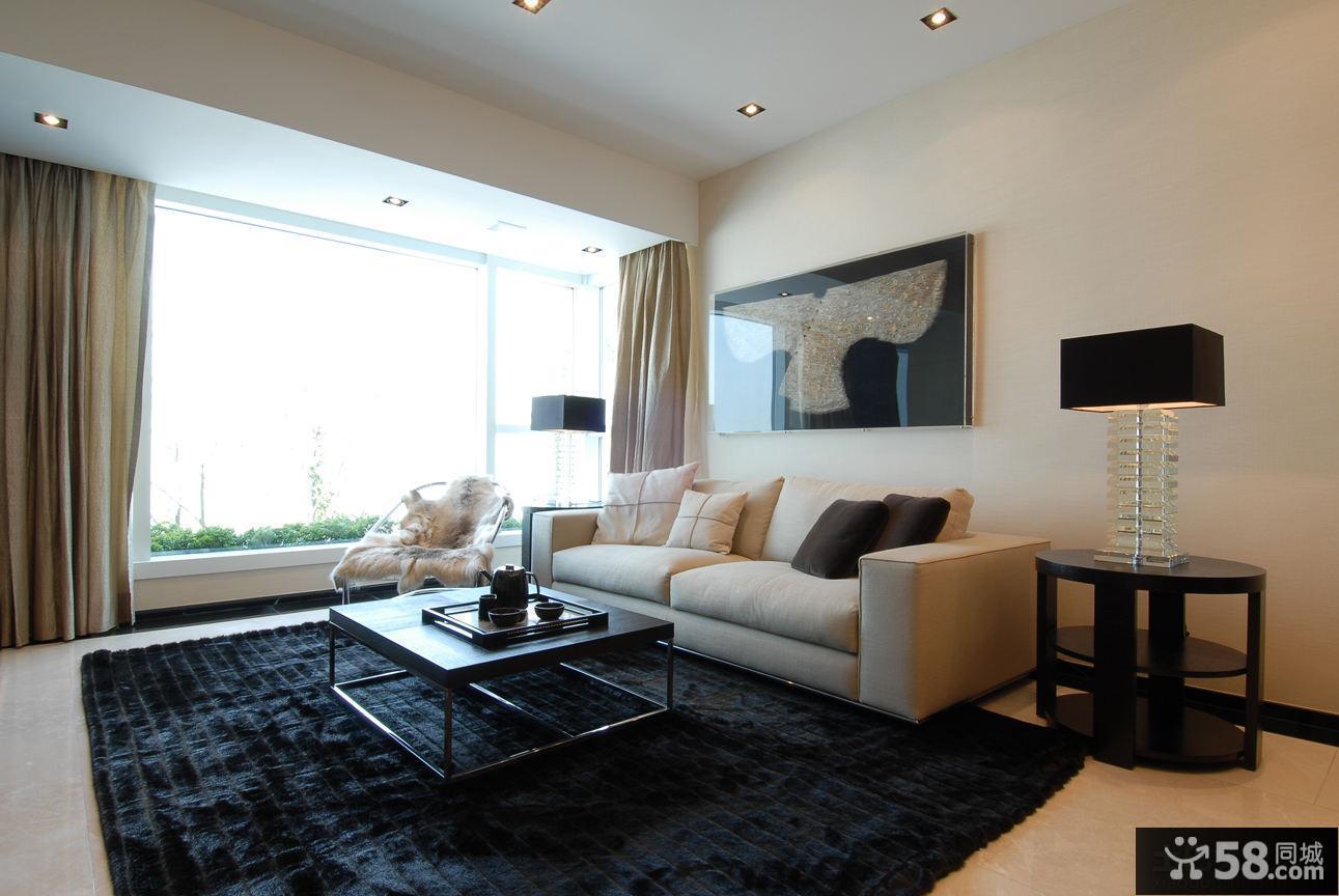 现代风格公寓设计精装修图片大全