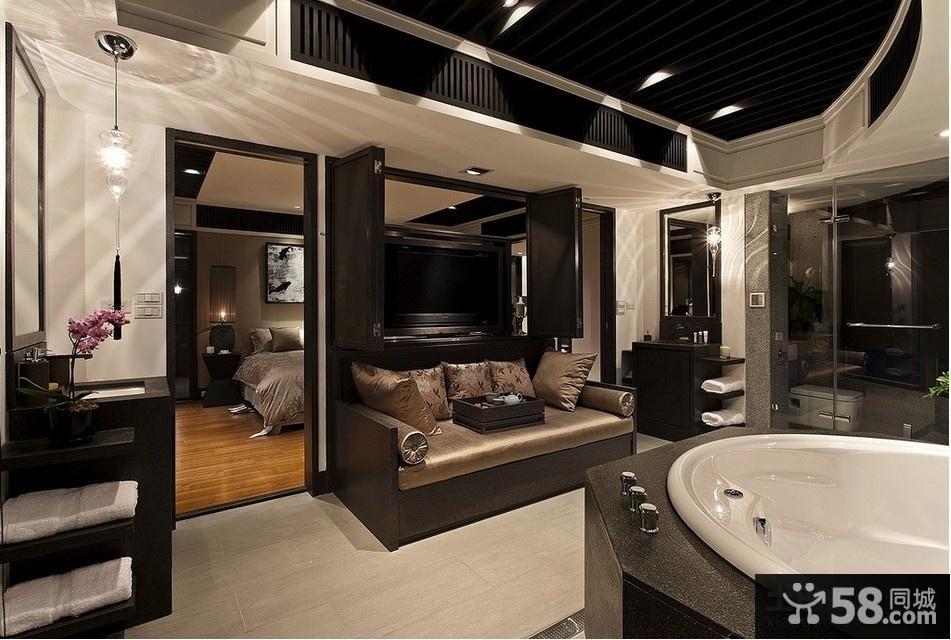 卧室欧式沙发