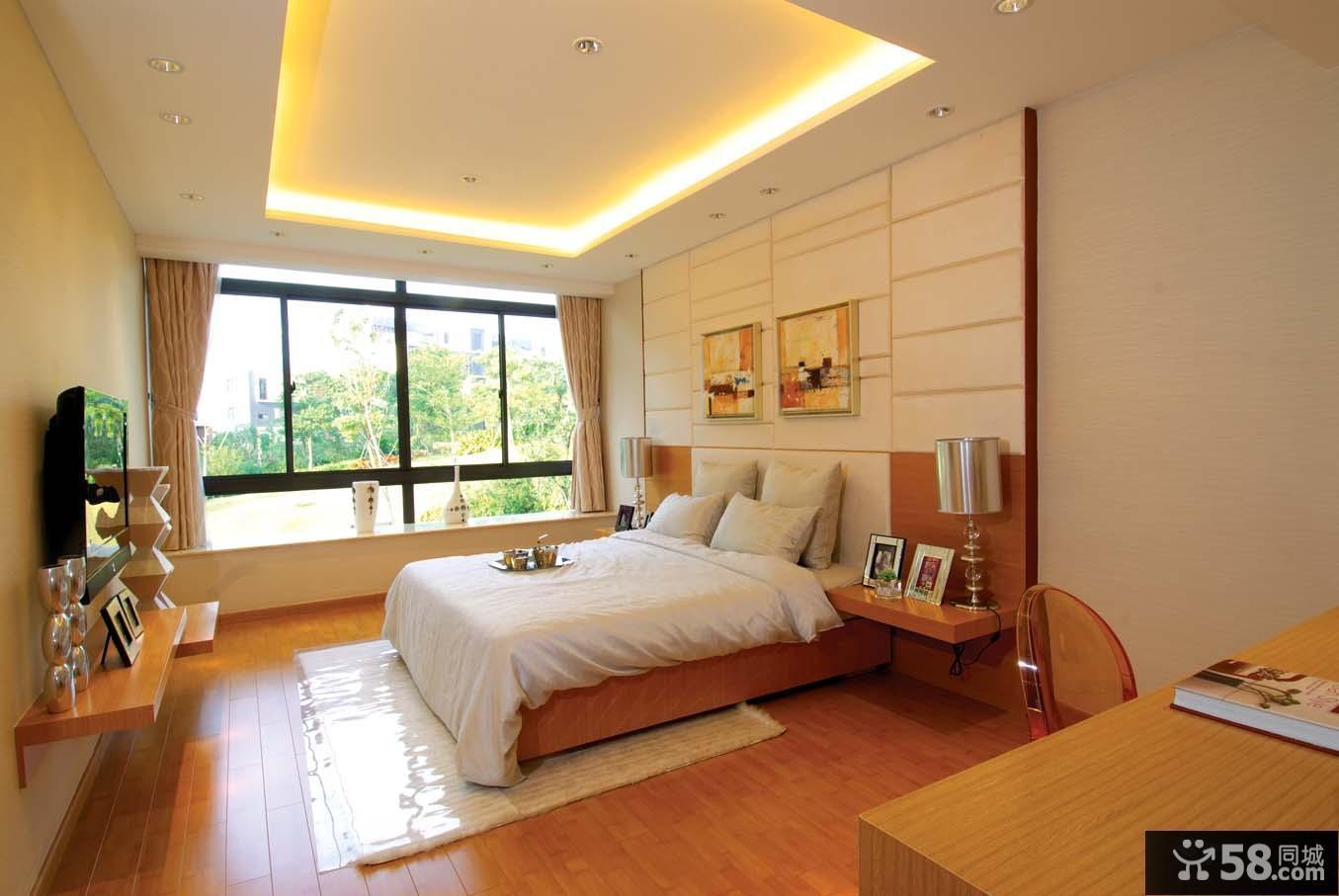现代时尚卧室灯图片欣赏