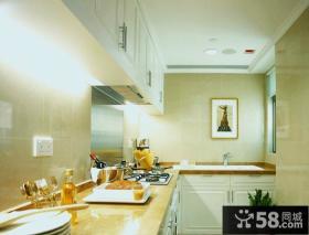 简约宜家小厨房装修图片