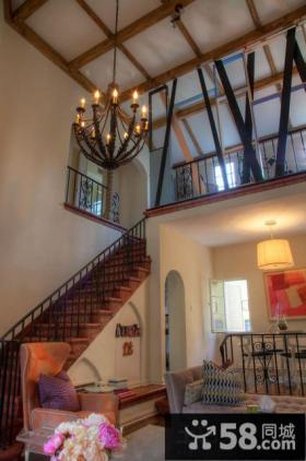 美式小别墅室内设计效果图
