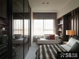 后现代风格卧室设计图片欣赏
