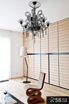客厅灯具造型设计效果图欣赏