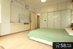 日式家庭卧室效果图大全