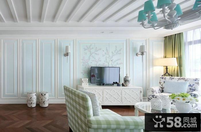 欧式卧室装修效果图小户型飘窗