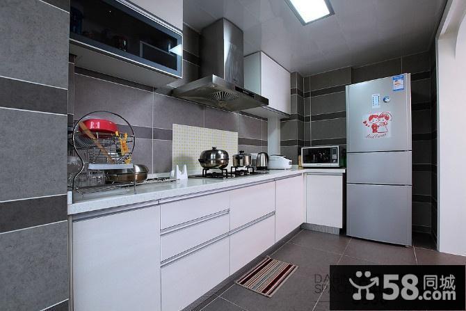 厨房简欧设计