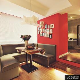 混搭风格精美两居室设计