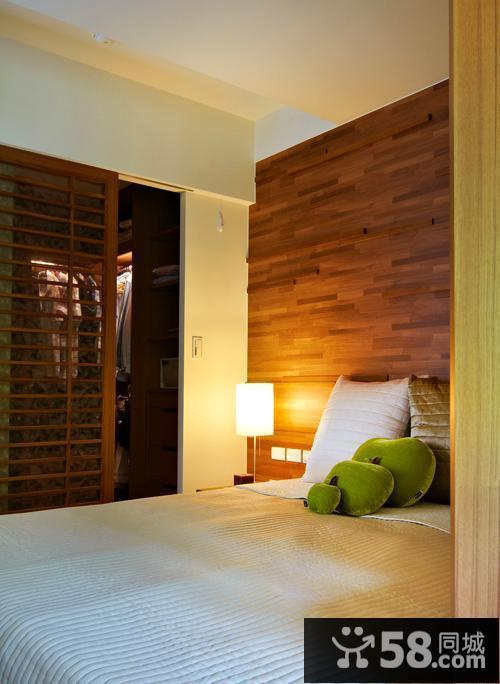 卧室装修现代