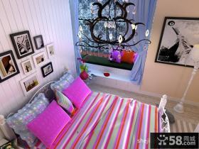 女生卧室吊灯
